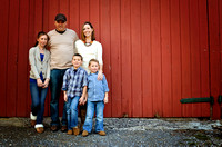 {The Wenner Family- November 2012}