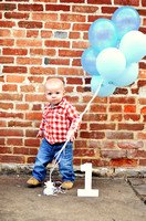 {Jacob turns 1 !}